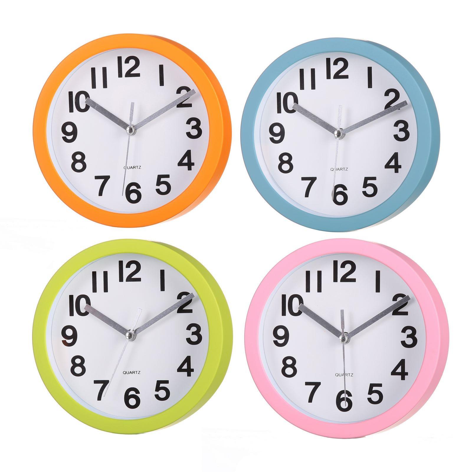 Fantástico Tipos De Relojes De Pared Friso - Ideas de Decoración de ...