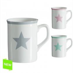 Tazas diseño original estrella (Set de 3 tazas ) star moderno