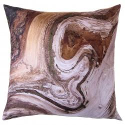 "Cojín moderno ""onix"" beige 45 x 45 cm ideal para dormitorio fantasy"