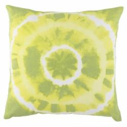 Cojín original cuadrado summer sun color verde 45x45 cm