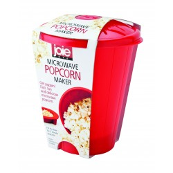 Palomitero microondas util y original palomitas en 5 minutos .