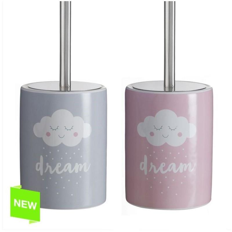 Escobillero de ba o moderna nubes de cer mica para cuarto - Ceramica moderna para banos ...