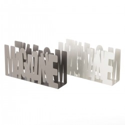 Revistero metal moderno ''magazine'' para decoracion factory