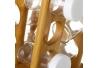 S/12 especiero bambú 15 x 15 x 23,50 cm .