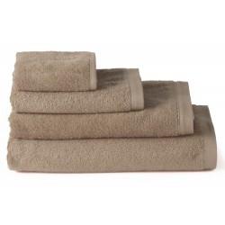 Toalla tocador blanco 100% algodón 30 x 50 cm rizo americano. 550 gr/m2.