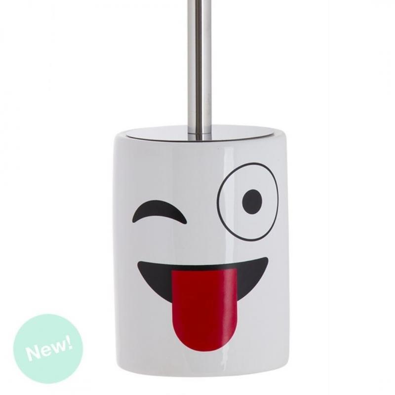 Set de baño emoticono de cerámica para cuarto de baño ...