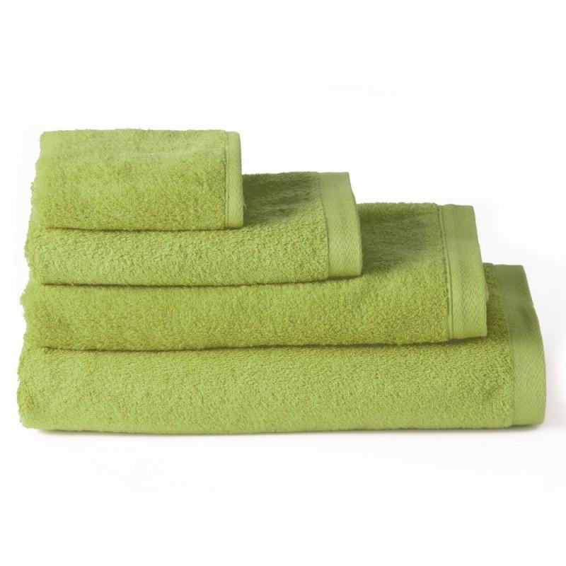 Juegos De Baño Verde:Baño > Toallas de baño > Juego de Toallas verde 100% algodón rizo
