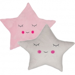 Cojin relax extrasuave en forma de estrella
