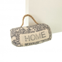 """Tope de puerta romantica """" Home sweet Home"""""""