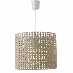 Lámpara de techo árabe beige de metal para cocina Arabia