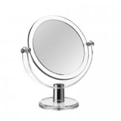 Espejo tocador doble 3 aumentos poliestireno .