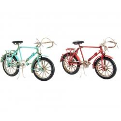 Bicicleta decoracion metal vintage retro .