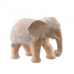 Figura elefante resina decape 31x16x25 cm
