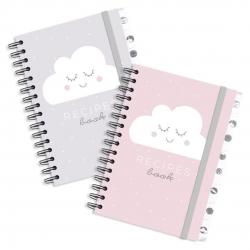 """Libro recetas """"Nubes"""""""