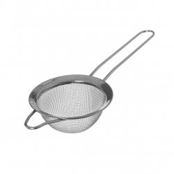 Colador acero inoxidable 8 x 3,50 x 21 cm peso: 42 gramos