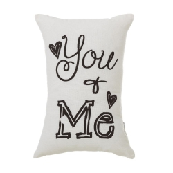 Cojín de 30x45 romantico You&Me