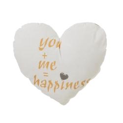 Cojín de 30x40 corazon romantico You&Me