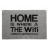 Felpudo 40x60 antides Home Wifi