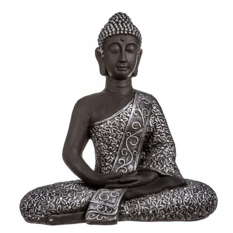 Figura buda de suerte sentado resina grande 66 cm de altura f42f2429325