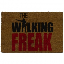 Felpudo con Diseño Walking Freak 60 x 40 cm