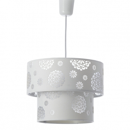 Lamparas de techo modernas trendy excellent ver coleccin for Lampara blanca ikea