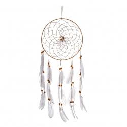 Atrapasueños natural tribal decorativa 85 cm