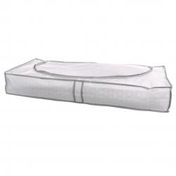 Funda guarda ropa para bajo cama estrellitas