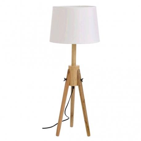 Lámpara madera nordico