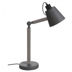 Lámpara escritorio flexo industrial
