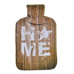 Bolsa agua caliente de 2 litros con funda Home.
