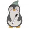 """Pizarra magnetica con marcador """" Pinguino """""""
