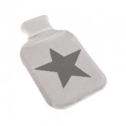 Bolsa agua caliente de 2 litros estrella blanca