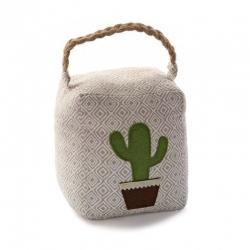 Sujetapuertas poliester cactus