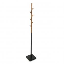 Perchero negro nordico berlin 176 cm