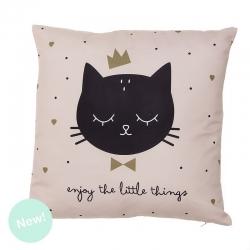 Cojin cat lover 45x45 cm