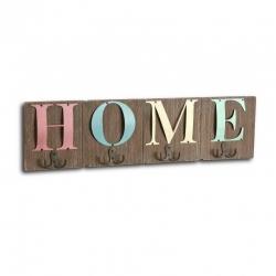 Perchero madera para pared vintage Home