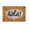 Felpudo de coco HOLA IRIS 40x60 cm