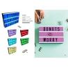 Caja de luz Lightbox a4 multicolor con mando