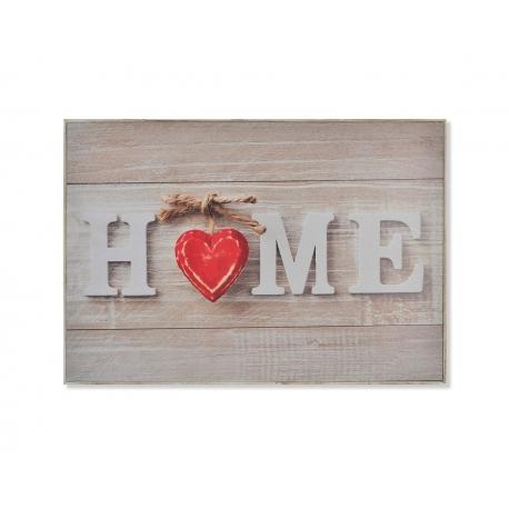 Tapa de contador romantico Love 46x32x7 cm