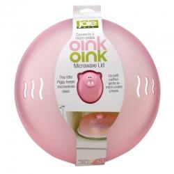 Tapa para microondas original cerdito rosa