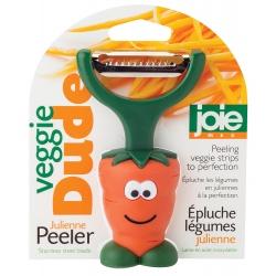 Pelador original en forma de zanahoria Juliana