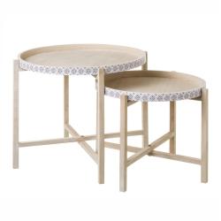 Comprar online mesas plegable y mesitas a buen de precios - Mesitas auxiliares salon ...