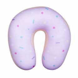 Cojin de viaje poliester Donut