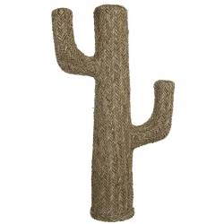 Cactus decorativo hecho de alga 100 cm de altura
