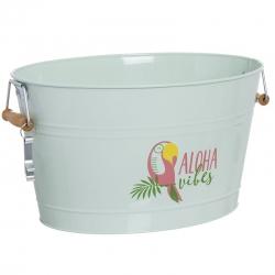 Cubitera 18 litro con abridor Aloha