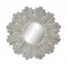 Espejo de madera sol envejeciodo 90 cm