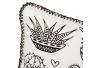 Juego de 2 cojín de diseño kaktus 45x45