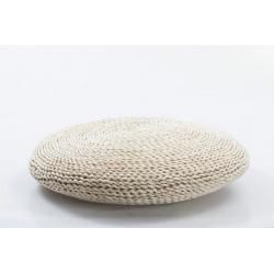Cojin de hoja de maiz 43x10x43 cm