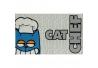 Felpudo nylon lavable para lavadora - Chef cat