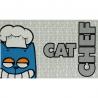 Felpudo cocina nylon lavable para lavadora - Chef cat
